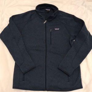 Patagonia better sweater full zip jacket